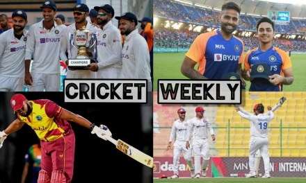 Cricket Weekly