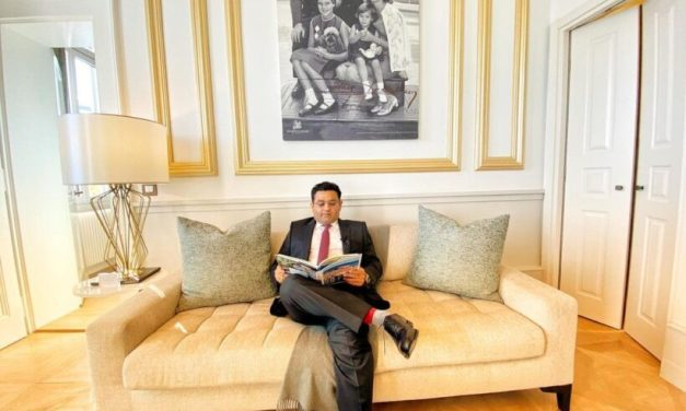 PRASHANT – A luxury traveller and an ambitious investor