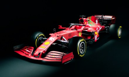 FIRST LOOK: FERRARI UNVEIL HOTLY-ANTICIPATED SF21 – WITH SPLASH OF GREEN ON TRADITIONAL RED LIVERY
