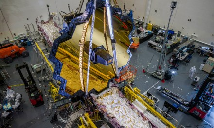 NASA Announces New James Webb Space Telescope Target Launch Date