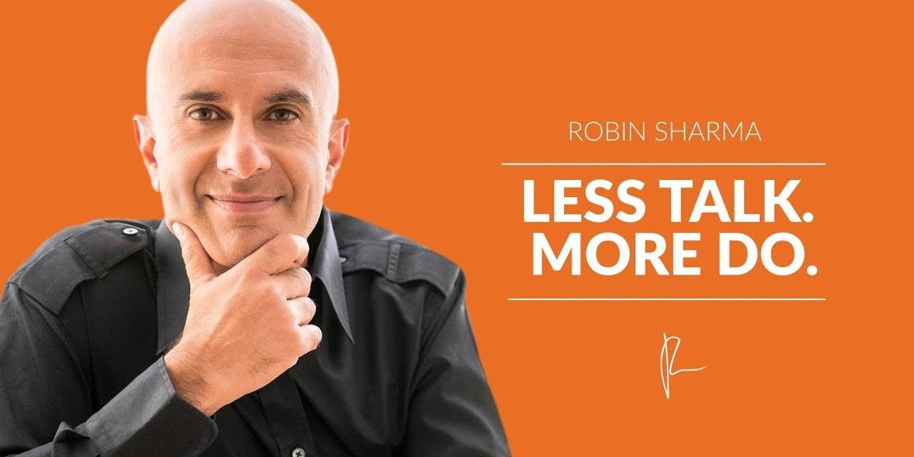 BEST OF ROBIN SHARMA'S SELF HELP BOOKS