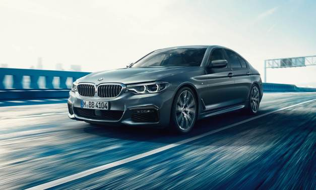 THE ALL-NEW BMW 5 SERIES 2021: HERE'S EVERYTHING YOU NEED TO KNOW