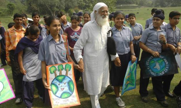 Sunder Lal Bahuguna -The man who taught us to love nature too