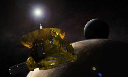 New Horizons: The First Mission to the pluto System and the Kuiper Belt
