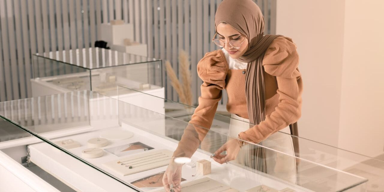 Peace Pieces in Palestine by Salam – The Journey of a Jewellery Store