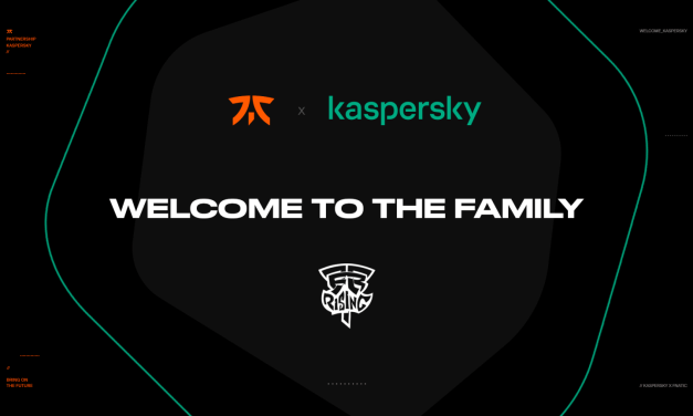 FNATIC UNVEILS GLOBAL PARTNERSHIP WITH KASPERSKY