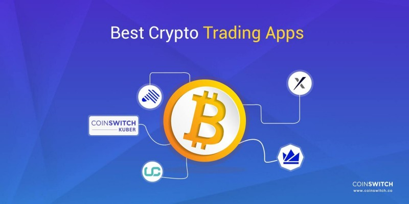 Top 5 cryptocurrency exchange apps in India for crypto trading