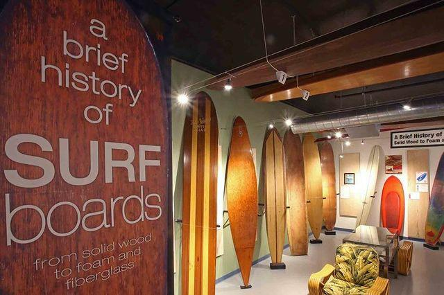 The California Surf Museum – serving as an international repository and resource centre for surfing