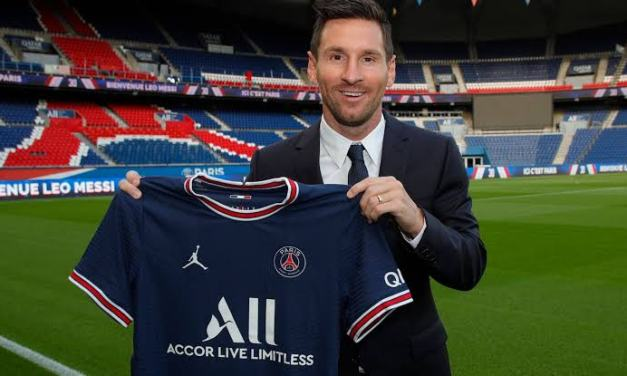 World stunned as Messi transfers to PSG