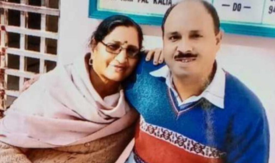 Rakesh Kumar Walia: A teacher by profession, a motivation to all.