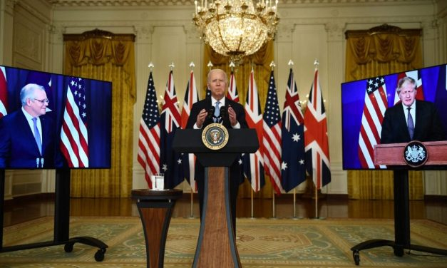 AUKUS: A trilateral alliance between Australia, UK, and the US