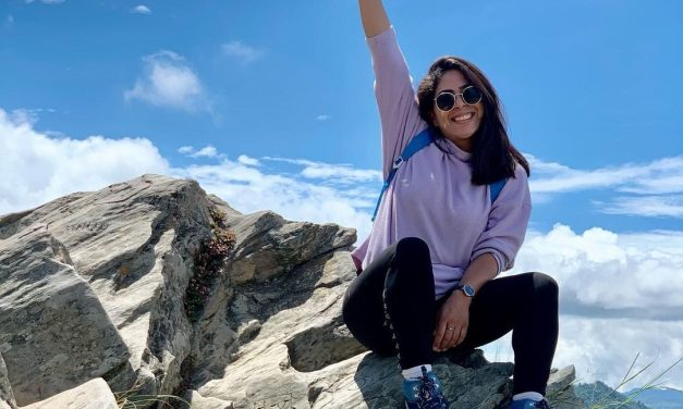 JAGRITI BHATIA – Traveling around India with a limited budget