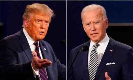 Joe Biden wanted to restore monuments, that trump cuts off
