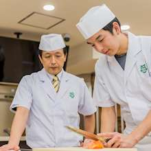 4 WEEKS SUSHI COURSE