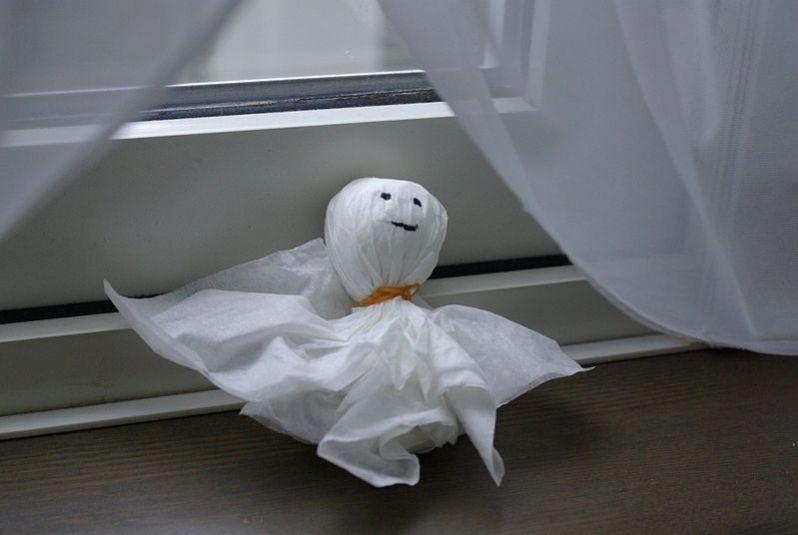 Le teru teru bozu, la poupée qui changerait le climat !