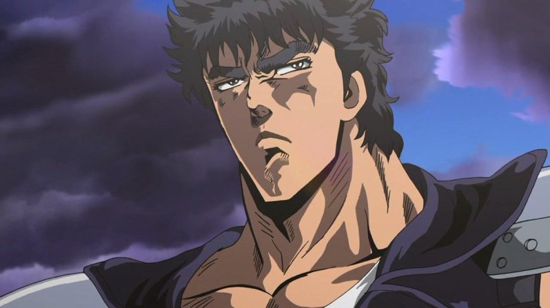 Cartone animato Ken shiro