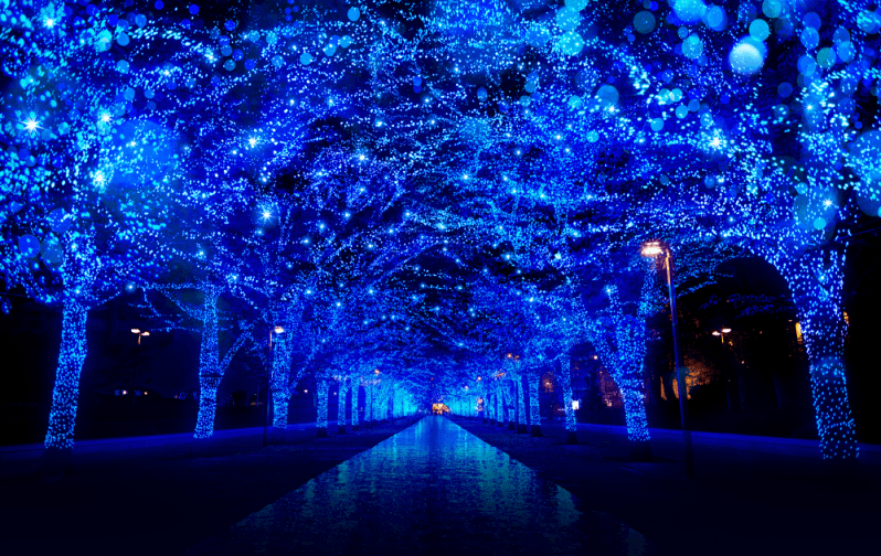 Illumination - Shibuya