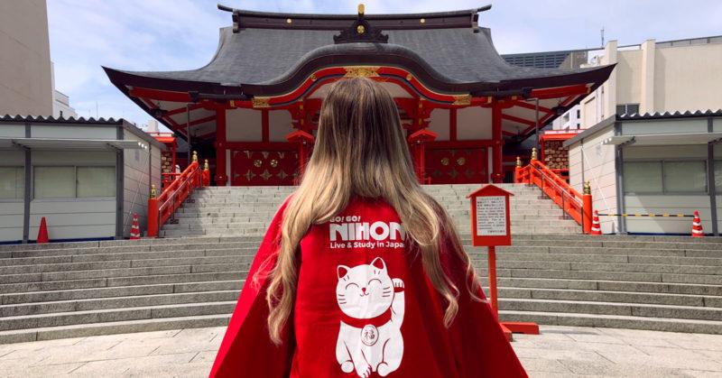 studera utomlands i japan