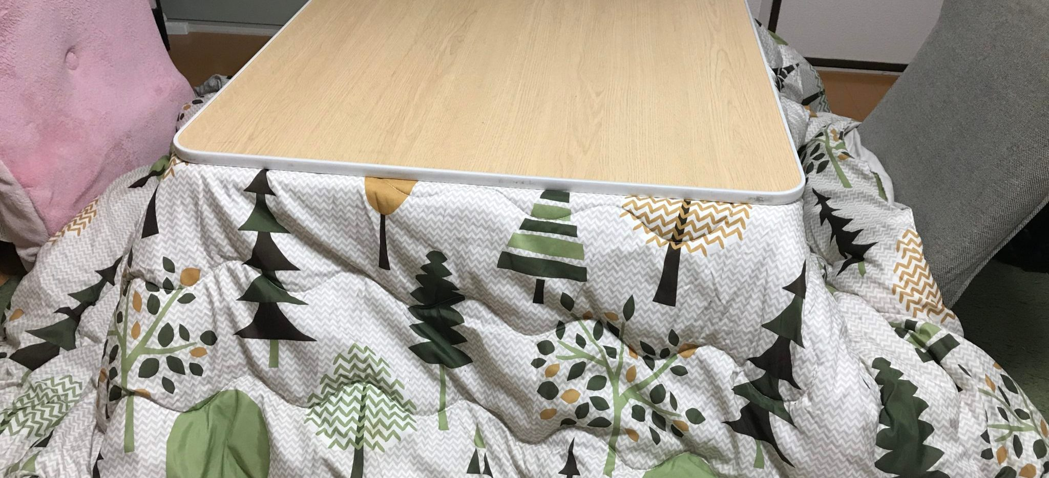 mesa kotatsu