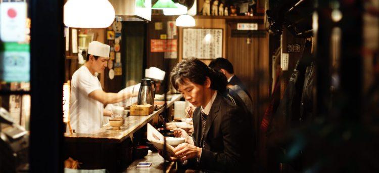 el japonés de los restaurantes