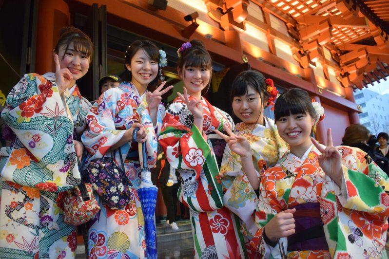Japão em julho