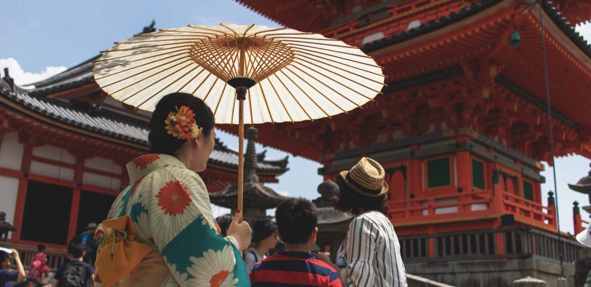 Japan im Juli