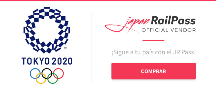 Japan Rail Pass Tokio 2020