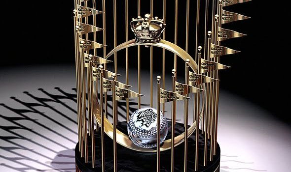 World Championship Trophy