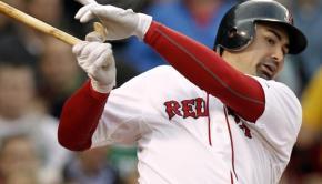 Boston Red Sox Adrian Gonzalez