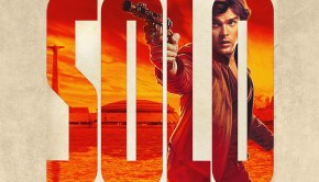 Disney Official Solo A Star Wars Story Movie Poster