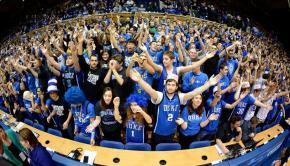 Duke Cameron Crazies