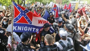 Neo-Nazi Rally in Charlottesville