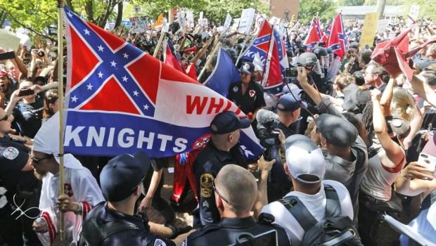 Neo-Nazi Rally in Charlottesville