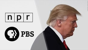 Trump to cut entirety of federal funding for NPR and PBS