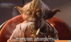 Star Wars Yoda Marijuana