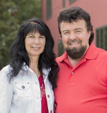 Founders of GRM, John & Teresa Musser
