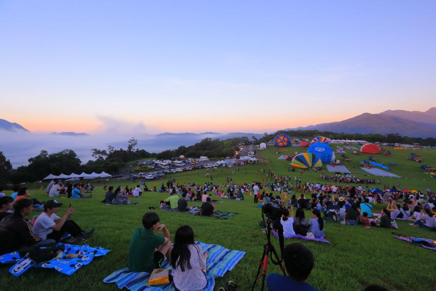 台東熱氣球,台東熱氣球時間,台東熱氣球價格,台東熱氣球嘉年華,台東熱氣球開幕準備
