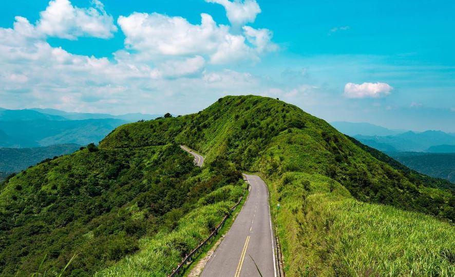 北海岸景點,北部旅遊,台北租車,不厭亭,寂寞公路