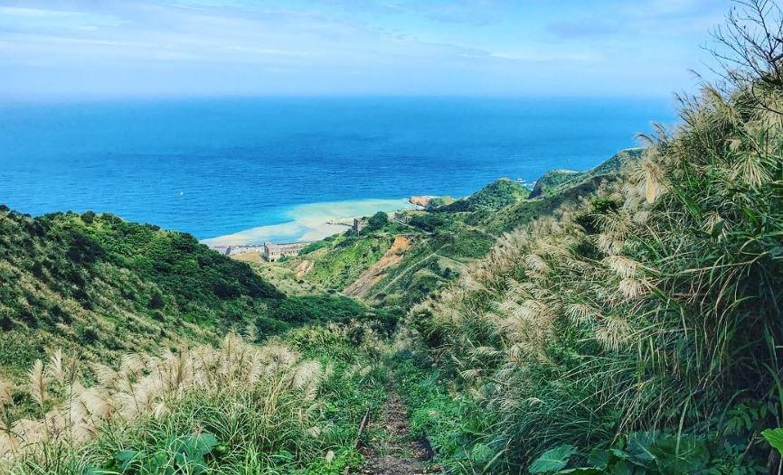 北海岸景點,北部旅遊,台北租車,六坑斜坡索道