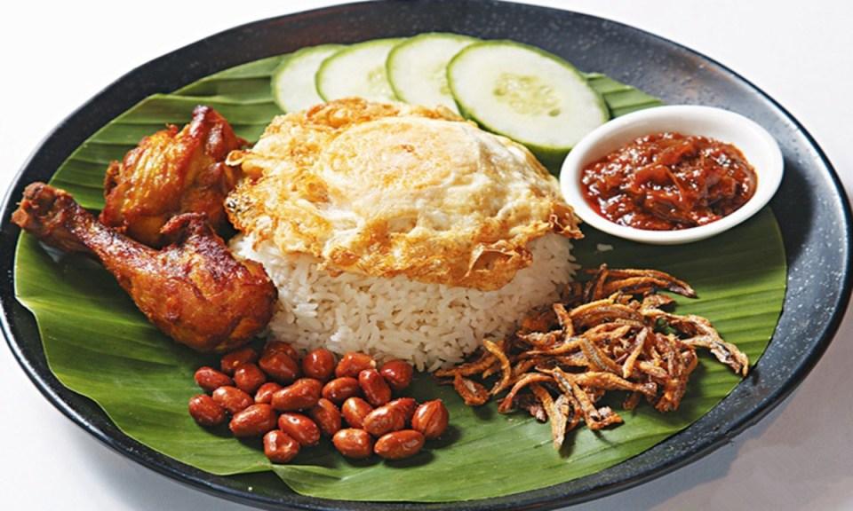 椰漿飯,馬來西亞,檳城,自助,旅遊,馬來西亞美食