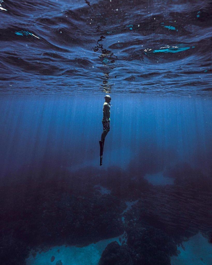 出水口,墾丁潛水