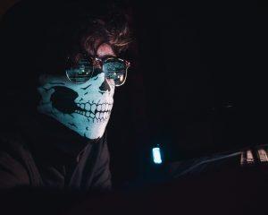 cyber hacker