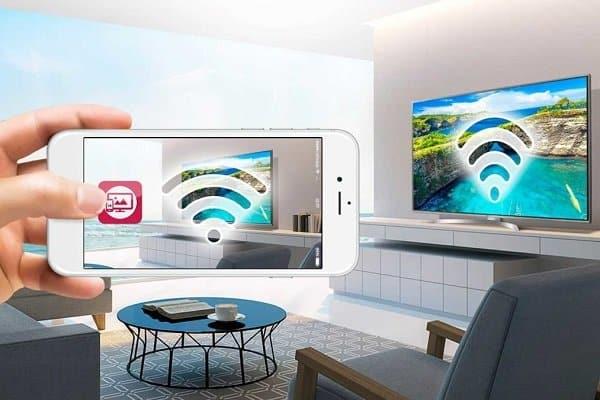 Wi-Fi арқылы теледидарды компьютерге қосыңыз