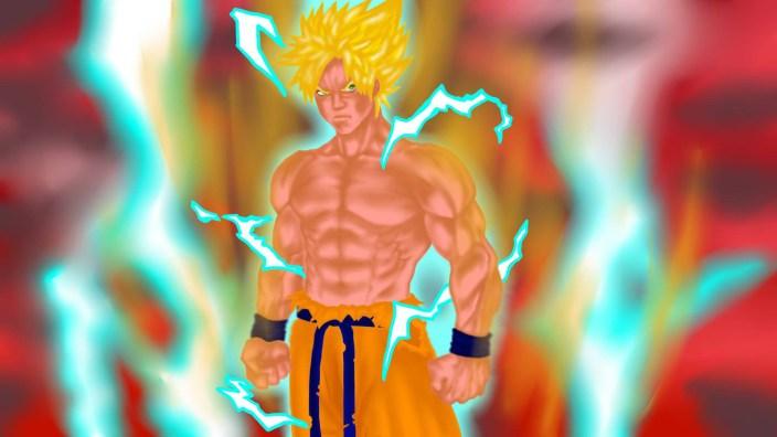 Goku (Dragonball Z)