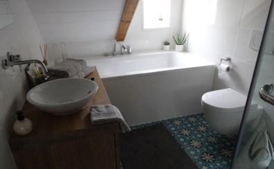 Zelf de badkamer verbouwen in 8 stappen - Go Gracy DIY en Lifestyle blog