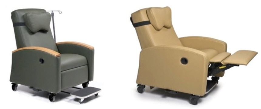 Lumex Ortho-Biotic II Recliner Graham-Field