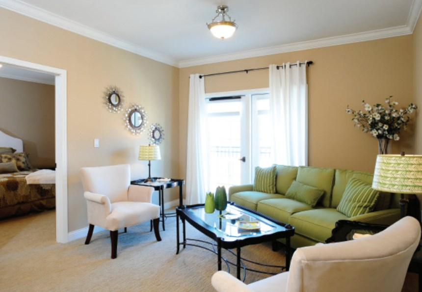 Complimentary Interior Design Services For Your Extended Care Facility