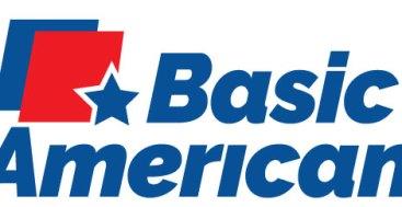 Basic American Logo