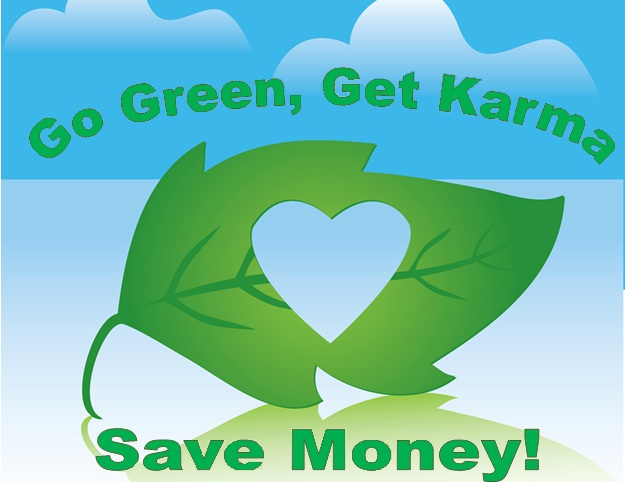 Green Going Save Money