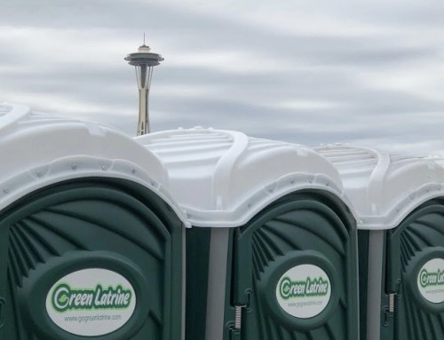 Who is Responsible for Seattle's Porta Johns on a Construction Site?